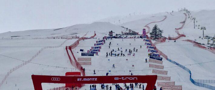 FIS Ski World Cup St. Moritz